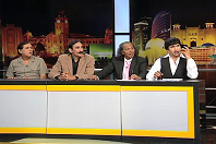 Mazaq Raat 9th September 2013 on Dunya News