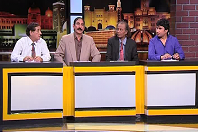 Mazaq Raat 10th September 2013 on Dunya News