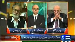 Dunya @ 8 With Malick – 24th September 2013