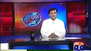 Aaj Kamran Khan Ke Saath – 23rd September 2013