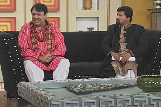 Hasb e Haal Comedy Talk Show with Azizi Latest Episodes