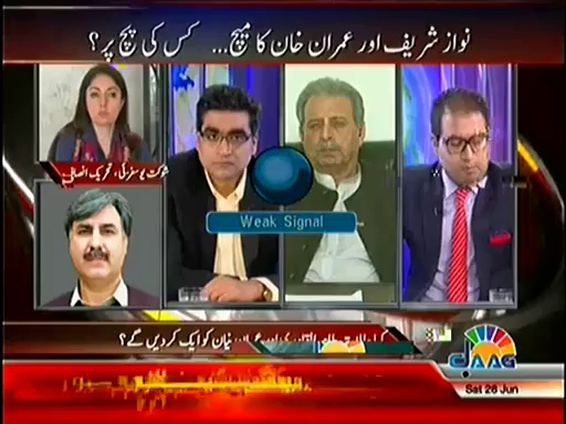 Agenda 360 (Did Situation Makes Imran And Tahir-ul-Qadri As A Partners) – 28th June 2014