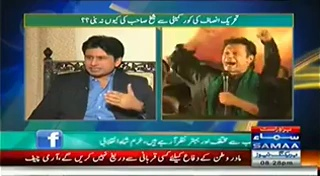 Hum Log (Sheikh Rasheed Special Interview) – 28th June 2014