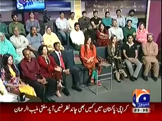Khabarnaak on Geo News – 28th June 2014